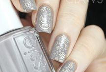 Nail Stamping / by Mallory Mann