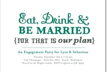 Engagement Party Ideas :)