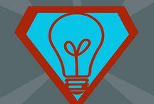 Super Hero  / by Kris Neyland