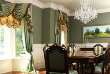 Dining/ Kitchen Drapery