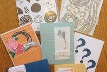Stampin' Up! Swirly Bird Stamp Set Ideas
