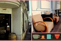 Where to Drink & Eat in Bratislava / All that fancy places to  healthy or like-home eat & drink with taste and atmosphere