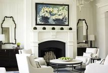 formal livingroom / by Suzy Morrow