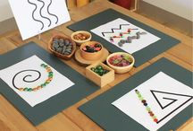 Montessori aktivite