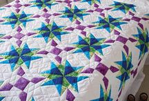 Paper-pieced Quilts / by Pam Atkinson
