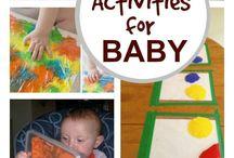 δραστηριότητες για μωρα