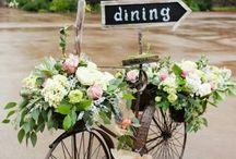 Bike Wedding Idea