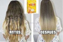 Arreglar el pelo