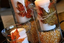 Fall decorations / by Paul OBrien