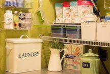 Laundry / Idee di decorazione e arredamento per la lavanderia