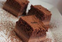 Tartas / Tarta chocolate