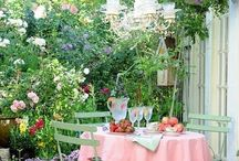 Giardini e case