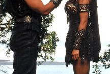 herkules / xena / kevin sorbo , luci lawes