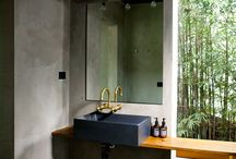 Bathroom / Interior design