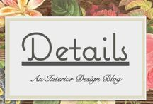 DETAILS / a blog board / by Maria Morley