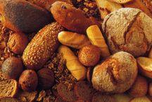 BOULANGES PAIN,PAINS DU MONDE. / Toutes sortes de pains,pain de mie, semoule,cérèales,fourrés salés.