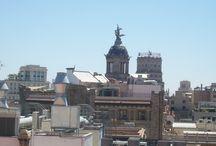 Esta es la rumbla de Barcelona.. / Il viaggio di un'estate fa...