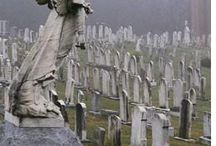 cemeteries and tombstones