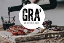 GRA' communication / la campagna pubblicitaria del GRA'
