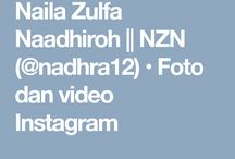 My Instagram Gallery / Come on follow my instagram @nadhra12