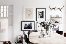Living room - Scandinavian design