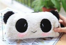 CUTE -Pandas- / Satisfying my panda obsession, they deserve their own board.