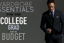 Dress for Men / by University of Central Missouri Career Services