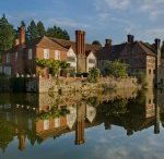 Birtsmorton Court | Worcestershire Wedding Venue / A Medieval moated manor house nestled in the Worcestershire countryside.  Available for exclusive hire for weddings, special events and parties