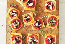 Finger Food / Party Snacks / by Tess Doumas