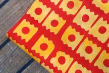 Fabric Inspiration / My fabric addiction