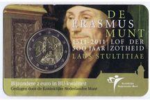 Monedas 2 euros Holanda