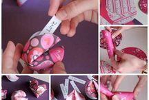 LOVE/Valentine's Day Cards