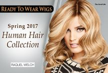 Ready To Wear Wigs – Spring 2017 Human Hair Collection by Raquel Welch / For those ladies who enjoy the finer things in life, this Provocateur is the look for you. With having 100% Remy human hair is unidirectional cuticles. Which means, ladies, that hair tangling is minimal!