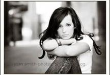 Senior Girls Portrait ideas / Senior girl ideas for photography / by Kim Robertson