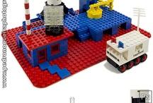 Lego en playmobil