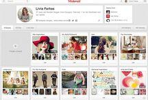 Pinterest használati utasítás