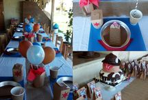 Boy Birthday Parties by Royal Blue Luxury Events / We create theme parties according to likes of our clients