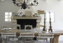 Rustic Interior - Vintage & brocante home