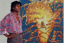 Filipe Salvador Artista plastico angolano