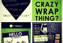 Rock the Wraps / Tone, tighten, & firm in 45 minutes! http://rockthewraps.com / by Memoree Barrett