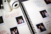 Wedding | Alternative Wedding Guestbook / Want a guestbook for your wedding with a difference - I've found some great ideas.