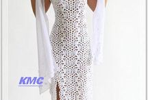 Clothing crochet / Dresses tops