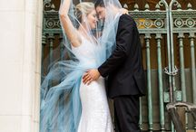 NYC Wedding Inspiration / NYC wedding inspiration styled shoot. Shot by Justin and Mary Marantz. Styling by Beth Chapman.