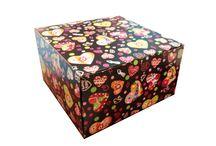 Cajas especiales / Cajas para toda ocasión...