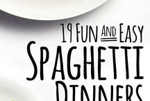 Spaghetti Dinner / by CARES Ideas