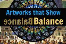 Art- Elements and Principles / art education / by Monique Martello