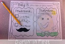 pregnant in the classroom / by Lauran Carmichael