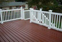 Pam's deck
