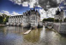 Замок Шенансо Франция
