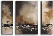 S-schilderen abstract